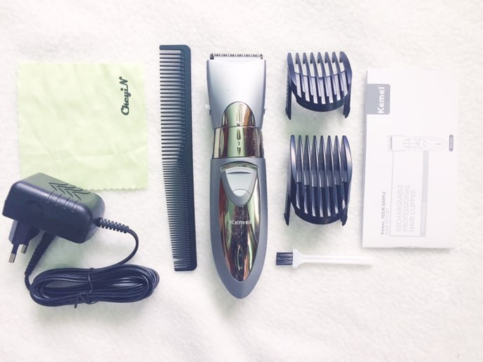 Машинка для стрижки волос с Алиэкспресс