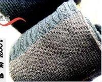 бесплатная доставка более-Golf бедра хай-choke Tube носки пара цветы двухцветный соответствующего цвета нога носки