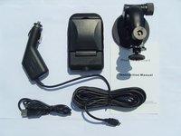 новый автомобильный violator камеры 2.5 дюймов портативный высокой четкости камера автомобиля, автомобильный нарушителя HD видеорегистратор формата AVI 1280 * 960 бесплатная доставка