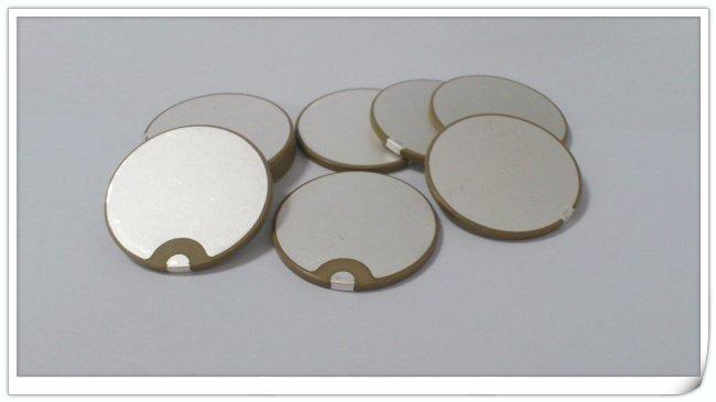 Трубки/прямоугольник/Кольцо/диск пьезоэлектрический керамический