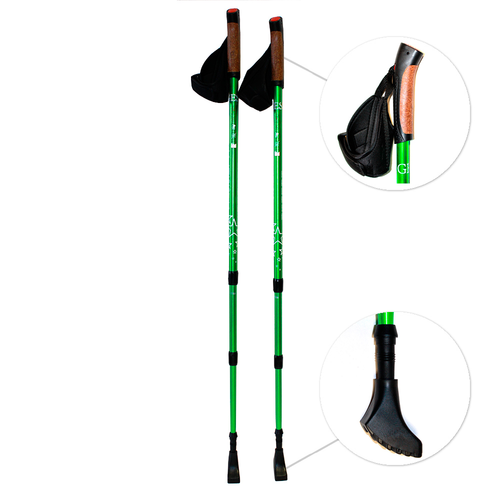 Sticks for Nordic walk Classic Walker walker рюкзак детский delta classic twisted triangles