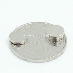 100pcs Super Powerful Strong Bulk Small Round NdFeB Neodymium Disc Magnets Dia 8mm x 1.5mm N35  Rare Earth NdFeB Magnet