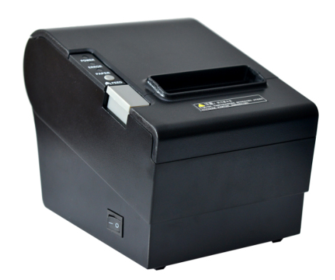 80mm thermal receipt printer,1D,pos receipt printer