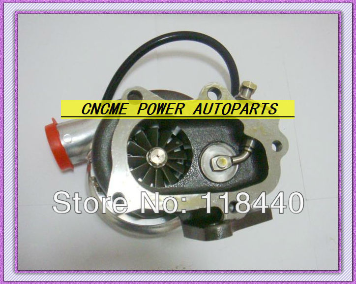 Turbo TD06-20G Turbocharger for Subaru WRX STI EJ20 EJ25 2.0L MAX HP 450HP Water cooled With gaskets (2)
