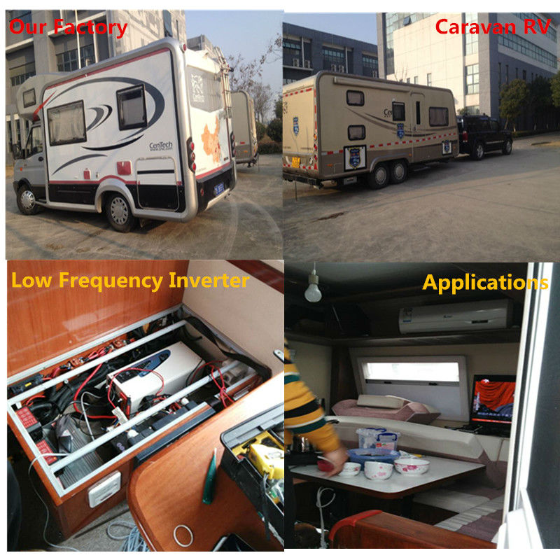 caravan RV applications