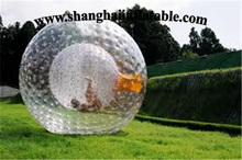 fun sports game good quality inflatable zorb ball  for adults/hamster ball