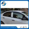 Горячие Продажи 4 Шт. Окна Автомобиля Visor Отражатель Солнце Дождь Гвардии Defletor Для Aveo седан