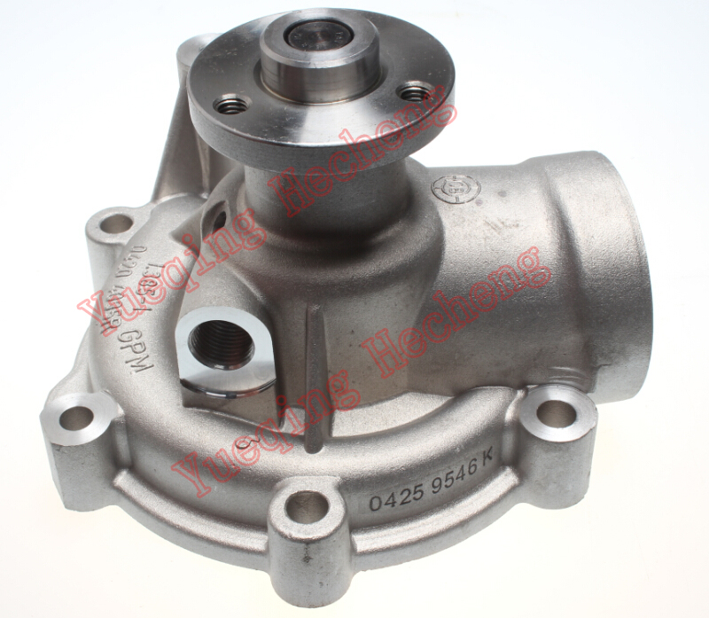FOR BFM2012 water pump 02931855 02931988 02931830 02931831 02937437