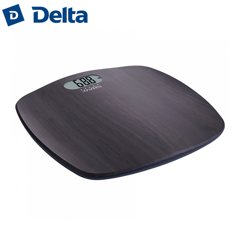 DL-D-7006-W002 Scale floor electronic digital healthy body bathroom LCD wood material weighing weight machine balanca rz rz605 lcd display digital wood moisture meter