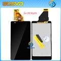100% Brand new ЖК-Дисплей с Сенсорным Экраном дигитайзер ассамблеи для Sony для Xperia ZR M36h C5502 C5503 1 шт. бесплатная доставка + инструменты