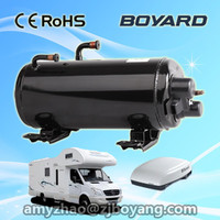 boyard-r407c-horizontal-compressor-for-roof-top-air-conditioner-for-rv