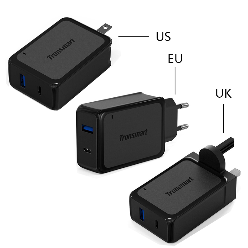 Tronsmart W2PTU USB Charger index-6