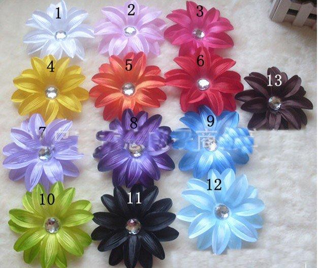 Лилия Цветок 120 шт волосы Детские волосы украшают цветок Детские волосы для девочек высокое качество вежливость