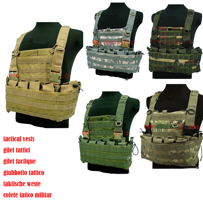 ФОТО molle tactical vest Airsoft paintball games bulletproof vest Oxford cloth 600D army  military taktische weste gilet tactique