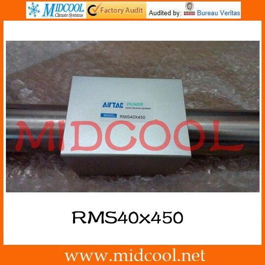 все цены на  Original AirTAC Rodless magnetic cylinder RMS Series RMS40x450  онлайн