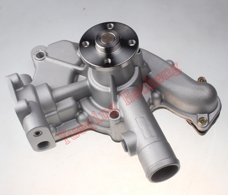 Excavator parts water pump 4 TNE92 4 D92 129917-42010 yanmar parts the water pump thermostat type with reference 4tne88