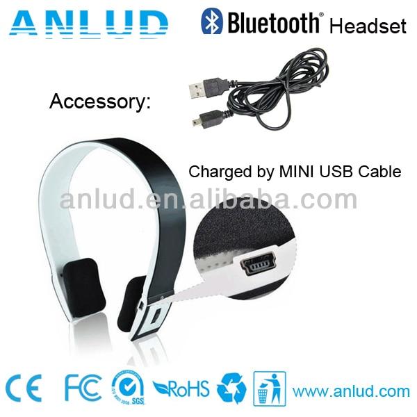 ALD-02 Bluetooth headset 18