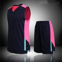China Basketball Uniform Low Price Basketball Suit Hot Sale
