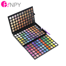 Professional Three Layers 180 Full Colors Makeup Eyeshadow Palette Neutral Eye Shadow Make Up Beauty  Free Shipping