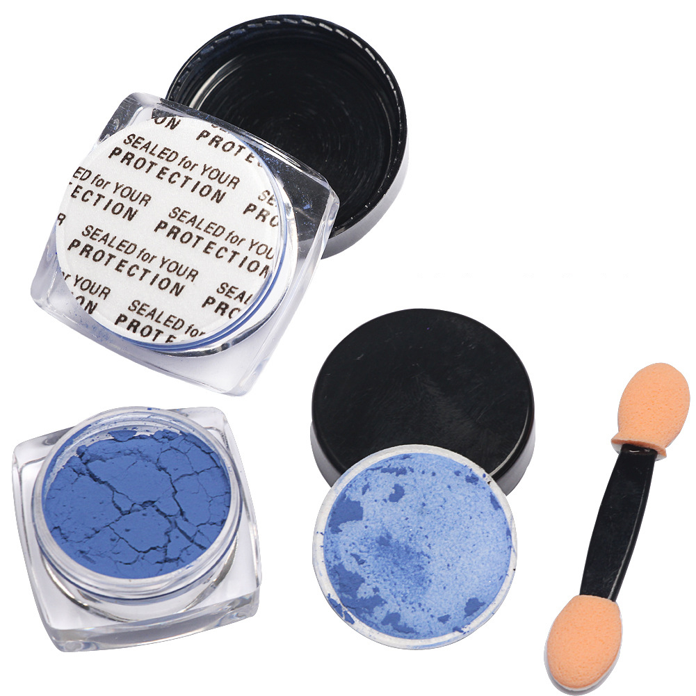 Fan's Jewerly Store Thermochromic Pigment Thermal Color Change Temperature Nail Art Gradient Powder