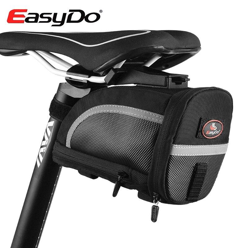 EasyDo Saco À Prova de Chuva Bicicleta Ciclismo Sela Bolsa Borse Mtb Selim de Bicicleta de Montanha Acessórios Da Bicicleta Ao Ar Livre À Prova D' Água