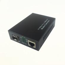 Free Shipping 100M  Ethernet SFP Converter,SFP Media Converter