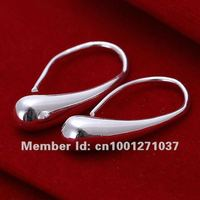 оптовая продажа 2017 новое серьги для женщин доставка популярные стерлингового серебра 925 свадебные украшения серьги