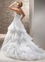 замечательное кружево съемный ремень без бретелек длиной до пола бальное платье свадебное платье свадебное платье