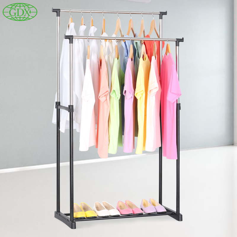 GDX 3pc In 1 Lot Multi Functional Clothes Hanger DIY