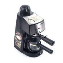 Кофеварка Endever Costa-1050 (Мощность 900 Вт, объем 0.2 л, давление 5 бар, трубка-капучинатор)