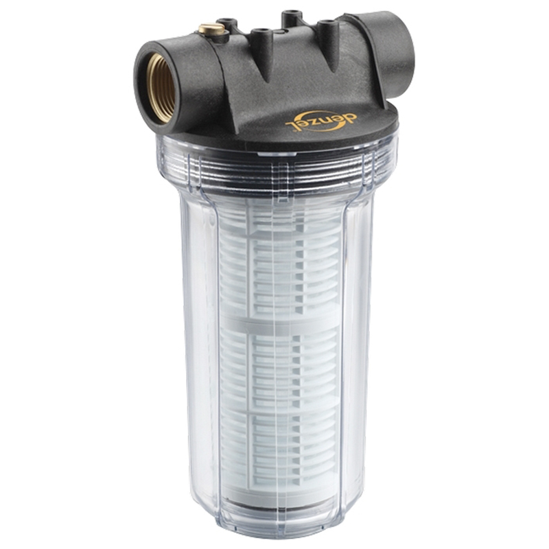 Water filter DENZEL 97282 фильтр тонкой очистки denzel 97282