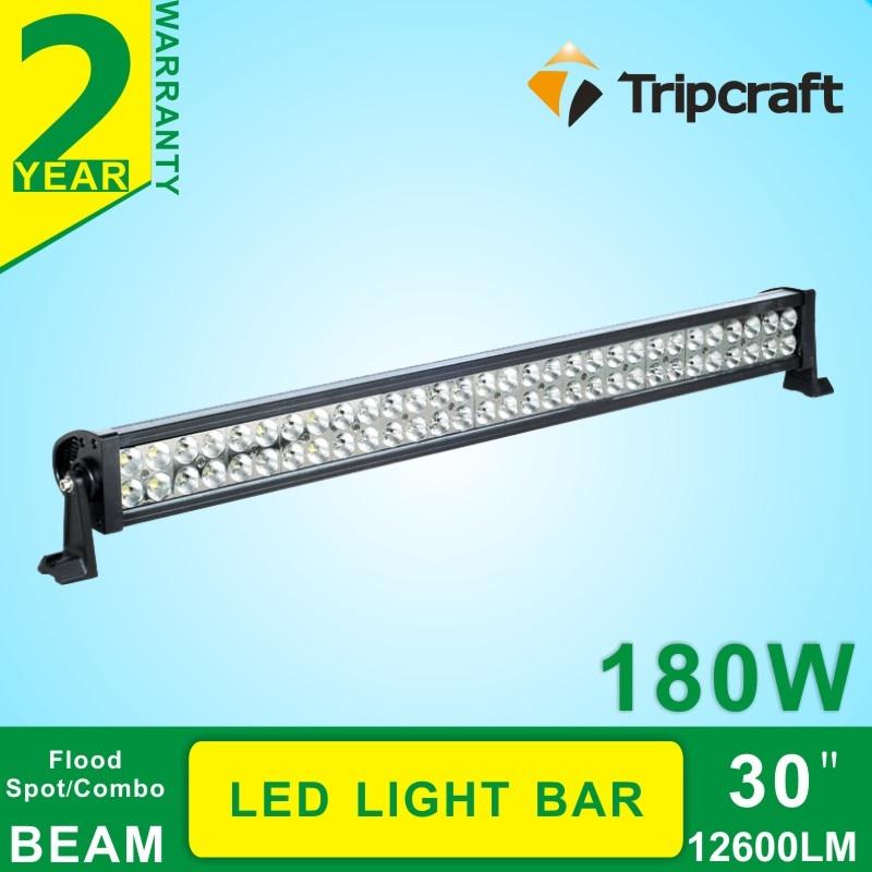 30 Inch 180W double row Led Ramper LED Work Light Bar Spot Flood Combo beam видеоигра бука saints row iv re elected