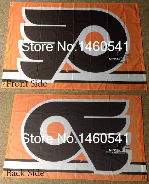 Aliexpress  Buy Philadelphia Flyers Flag 3ft x 5ft Polyester