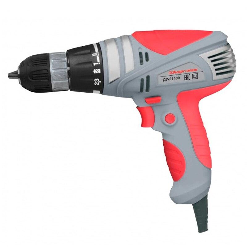 Drill Screwdriver Energomash DU-21400