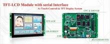 """Embedded พอร์ตควบคุมโดยใดๆไมโครคอนโทรลเลอร์ UART Touch"
