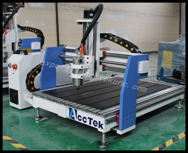 akg6090 4 axis cnc router for the home shop machinist sign maker with stepper motors