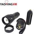 100% Аутентичные G700 CREE XM-L T6 3800LM тактический cree светодиодный фонарик масштабируемые факел лампы свет перезаряжаемые фонарик 18650