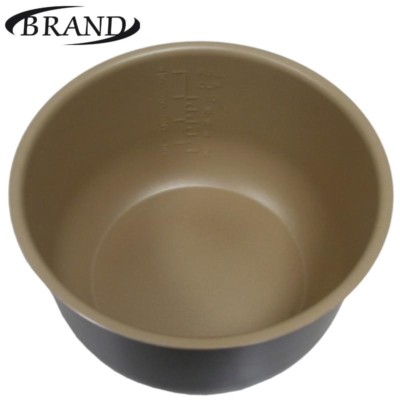 Чаша для мультиварки BRAND6050, объем 5 литров, с антипригарным покрытием и мерной шкалой. Подходит для мультиварок Philips