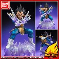 100% Original BANDAI Tamashii Nations Figuarts ZERO Action Figure Vegeta Galick Gun Ver. from Dragon Ball Z