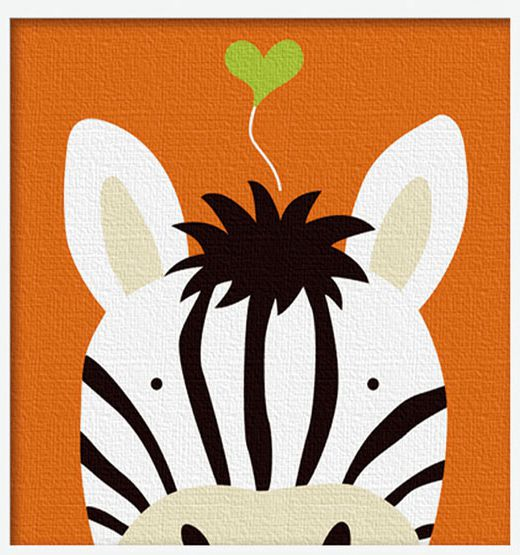 Zebra Wall Art popular zebra wall art-buy cheap zebra wall art lots from china