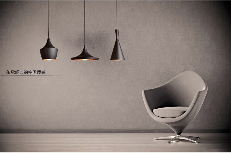 M NEW Design The Nordic Pendant Light Beat Musical Instrument Hanging Pendant Lamp Modern Droplight For Cafe Restaurant kenneth fisher beat the crowd