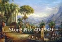 бесплатная доставка! высокое качество современная живопись маслом на кобура группа картины украшения дома ды-1859 картина на стене