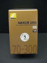 Nikon Nikkor AF-P DX 70-300mm F/4.5-6.3G ED VR Lens For D3300 D3400 D5300 D5600 D610 D810