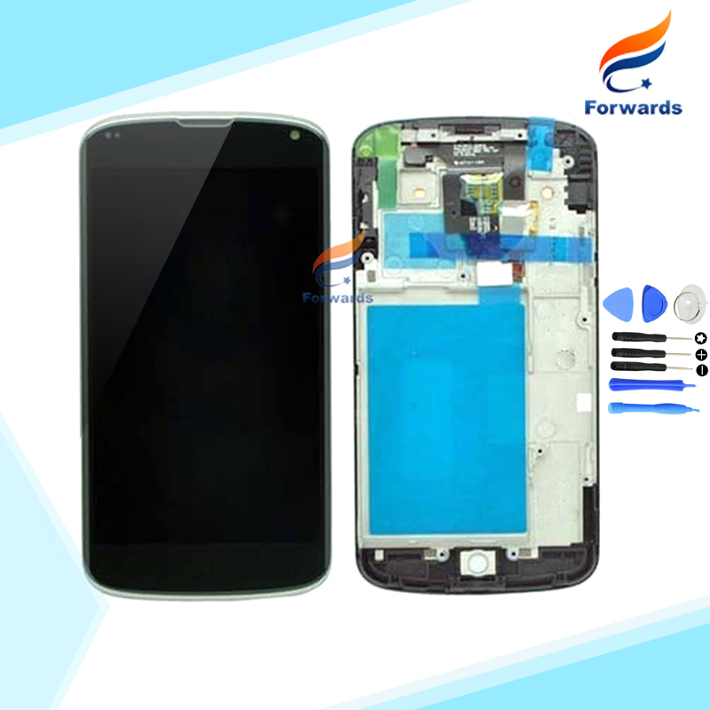 Brand new replacement parts for LG Nexus 4 E960 LCD font b screen b font display
