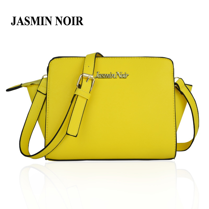 JASMIN NOIR Famous Brand Women Messenger Bag High Quanlity Fashion Crossbody Bag Designer Handbag Smiley Women's Shoulder Bags jasmin noir famous brand women messenger bag high quanlity fashion crossbody bag designer handbag smiley women s shoulder bags
