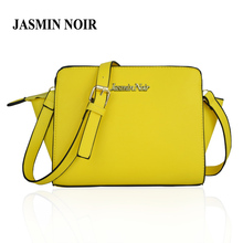 JASMIN NOIR Famous Brand Women Messenger Bag High Quanlity Fashion Crossbody Bag Designer Handbag Smiley Women's Shoulder Bags