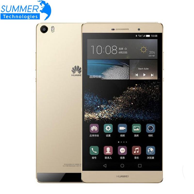 Original Huawei P8 MAX 4G LTE Mobile Phone 3G RAM 32G ROM Kirin 935 Qcta Core