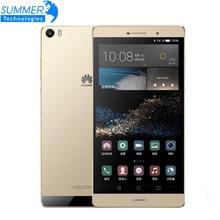 "Original huawei p8 max 4g lte teléfono móvil 3g ram 32g rom kirin 935 qcta core 6.8 ""IPS del Androide 5.0 1920X1080 13MP Smartphone"