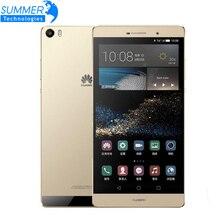 "Original Huawei P8 MAX 4G LTE Mobile Phone 3G RAM 32G ROM Kirin 935 Qcta Core 6.8"" IPS Android 5.0 1920X1080 13MP Smartphone"