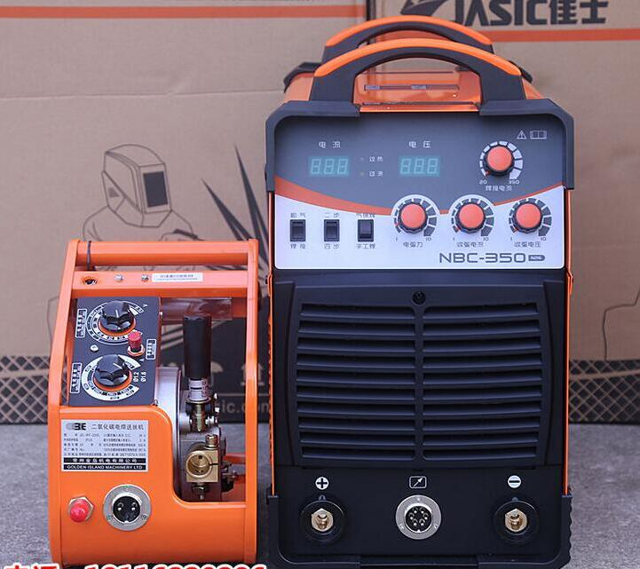 цена на 380V three phase IGBT MIG welding machine NBC-350 NBC350 inverter gas shielded welder